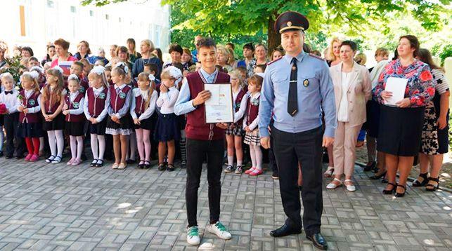 Фото УВД Гродненского облисполкома