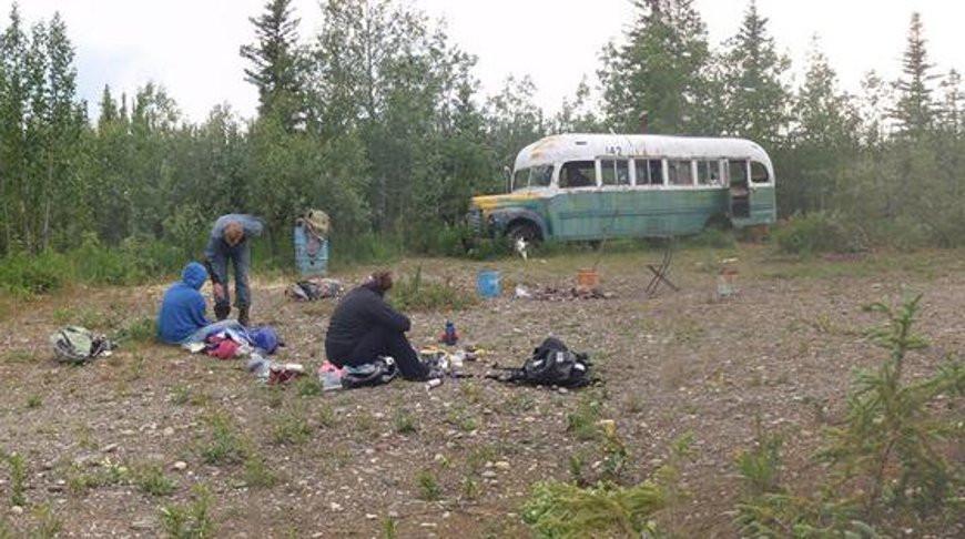 Фото Fairbanks Daily News-Miner