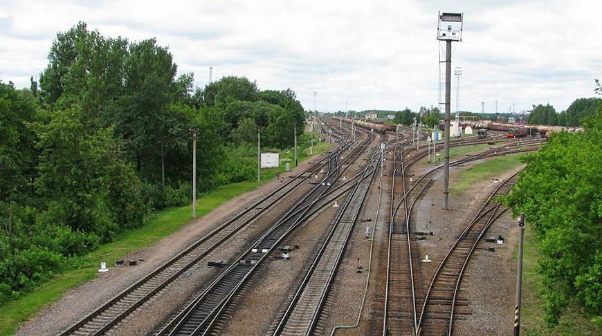 Станция Могилев-2. Фото foto-planeta.com