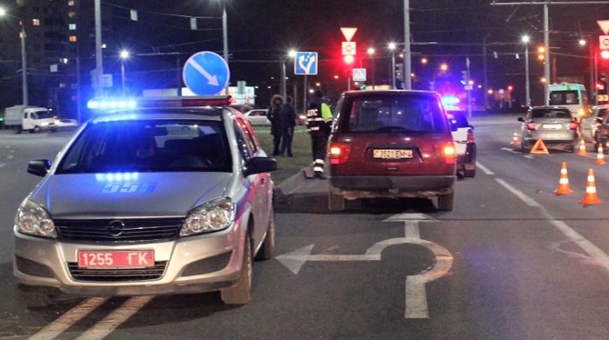 Место происшествия. Фото УВД Гродненского облисполкома