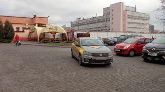 Фото из VK-аккаунта ГАИ УВД Гродненского облисполкома