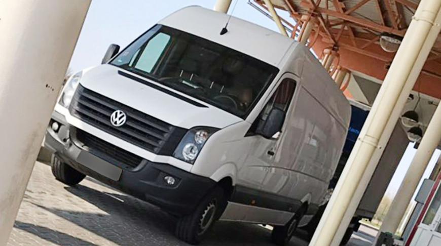 Брестские таможенники пресекли канал незаконной поставки микроавтобусов из ЕС