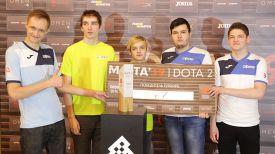 Команда N7. Фото Белорусской федерации киберспорта