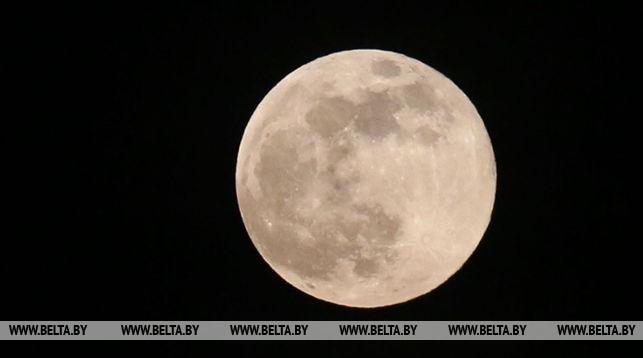 Луна. Фото из архива