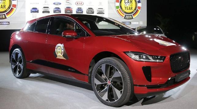 Jaguar I-PACE. Фото   EPA-EFE