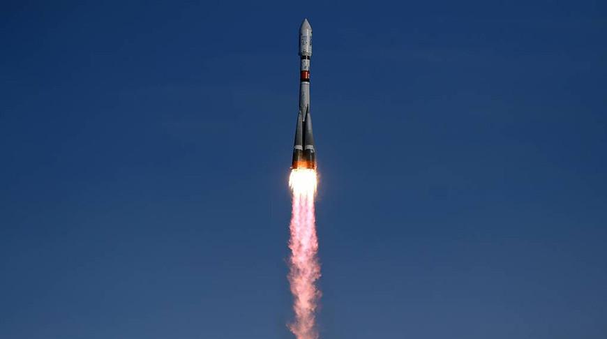 "Ракета-носитель ""Союз-2.1а"". Фото ТАСС"