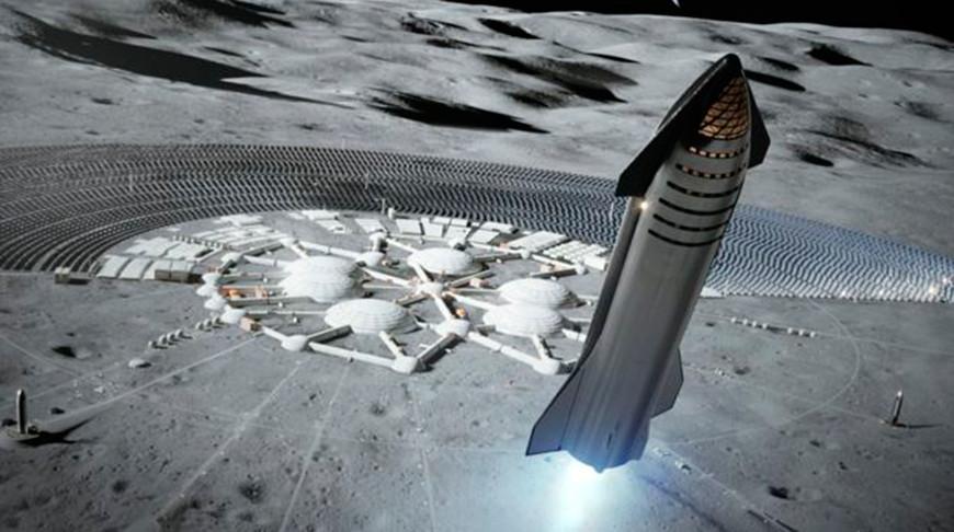 Илон Маск презентовал космический корабль нового поколения