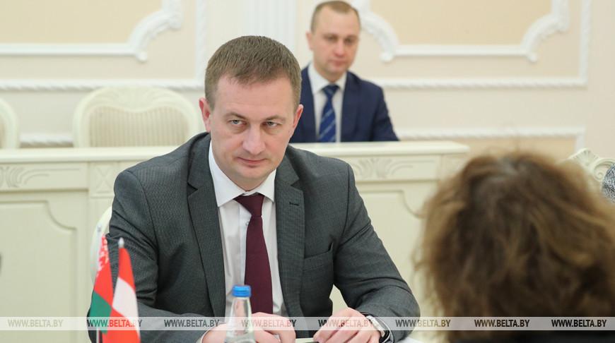 Александр Турчин во время встречи
