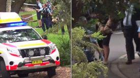 На месте происшествия. Фото The West Australian