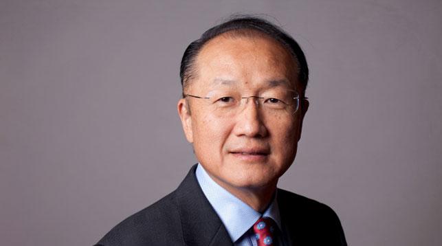 Президент Всемирного банка Джим Ён Ким. Фото с сайта банка