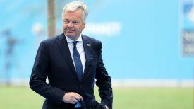 Дидье Рейндерс. Фото Reuters