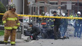 На месте происшествия. Фото CNN en Español
