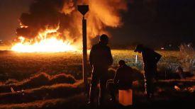 На месте происшествия. Фото ЕРА-EFE
