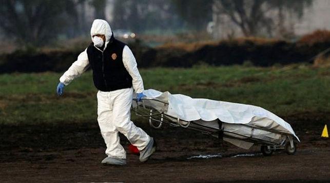 На месте происшествия. Фото Getty Images