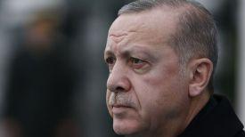 Тайип Эрдоган. Фото AP