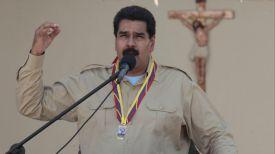 Николас Мадуро. Фото Global Look Press