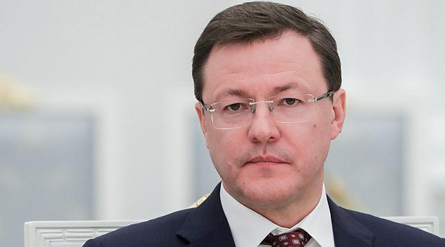 Дмитрий Азаров. Фото ТАСС