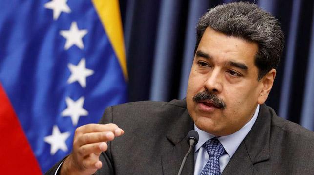 Николас Мадуро. Фото   Reuters