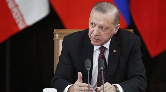 Тайип Эрдоган. Фото   EPA