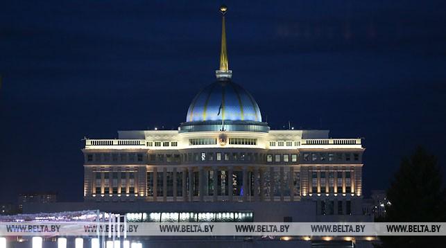 Резиденция президента Казахстана. Фото из архива