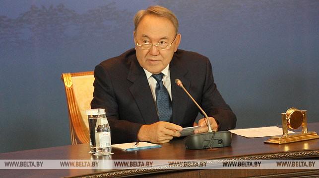 Нурсултан Назарбаев. Фото из архива