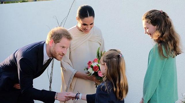 Фото из Instagram-аккаунта The Royal Family