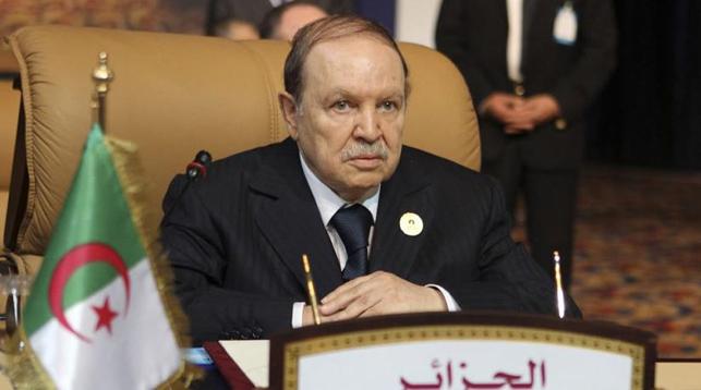 Абдель Aзиз Бутефлика. Фото   Reuters
