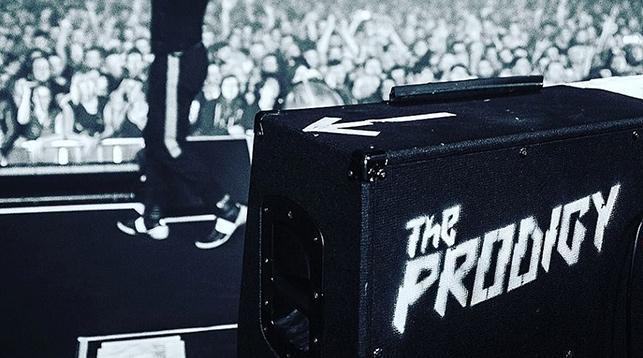 Фото с официальной страницы The Prodigy в Facebook
