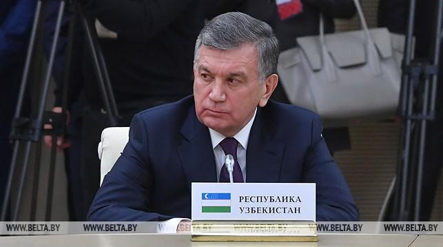 Шавкат Мирзиеев. Фото из архива