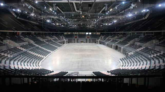Gliwice Arena. Фото Dziennik Zachodni