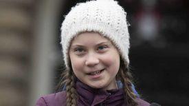 Грета Тунберг. Фото Aftonbladet