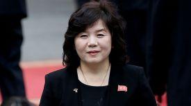 Цой Сон Хи. Фото Reuters