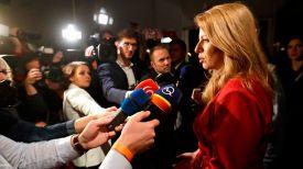 Зузана Чапутова. Фото Reuters
