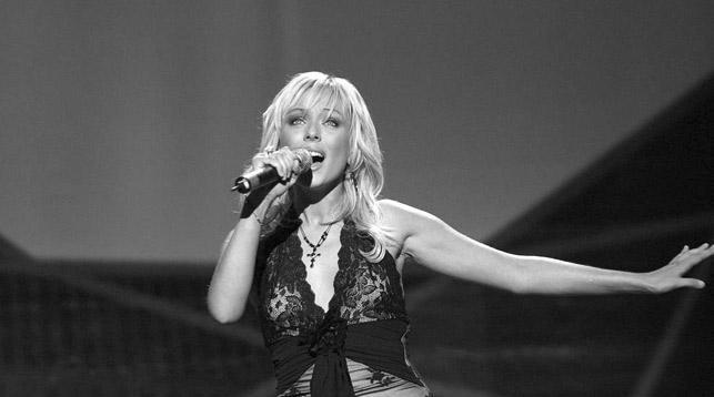 Юлия Началова, 2004 год. Фото ТАСС