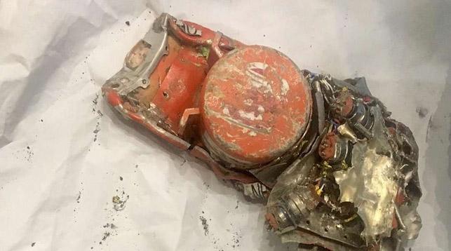 Бортовой самописец разбившегося Boeing 737 Max 8. Фото   EPA