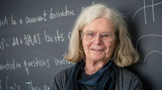 Карен Кескулла Уленбек. Фото официального сайта премии