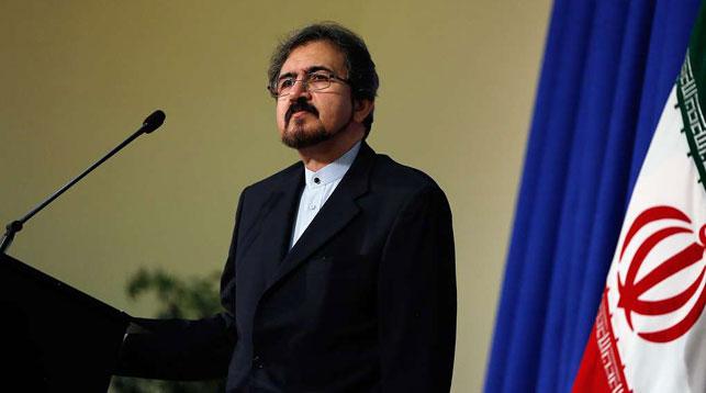 Бахрам Гасеми. Фото ТАСС