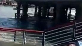 Скриншот из видео Euronews