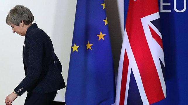 Тереза Мэй. Фото   Euronews