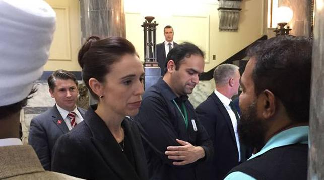 Премьер-министр Новой Зеландии Джасинда Ардерн. Фото   The New Zealand Herald