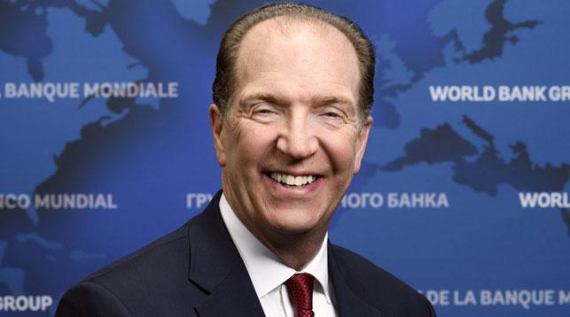 Дэвид Малпасс. Фото Всемирного банка