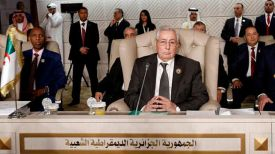 Абделькадер Бенсалех. Фото из архива Reuters