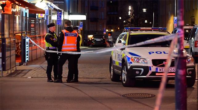 Скриншот из видео телеканала   SVT