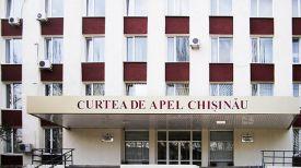 Апелляционная палата Кишинева. Фото Accent TV
