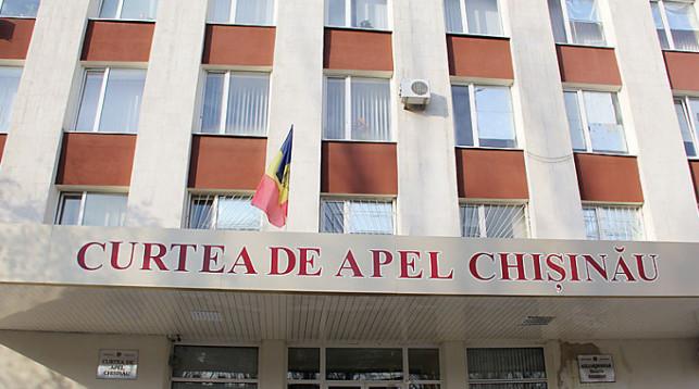 Апелляционная палата Кишинева. Фото   noi.md