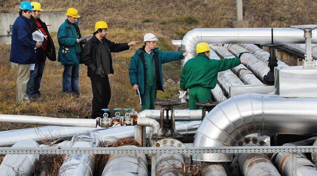 """Нефтепровод """"Дружба"""". Фото   AP"""