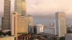 Джакарта. Фото из архива