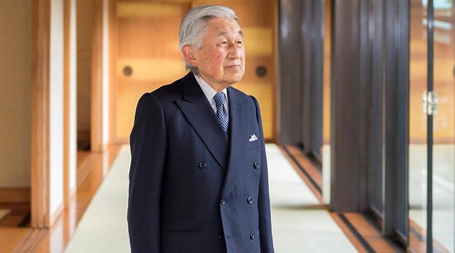 Император Японии Акихито. Фото   Reuters