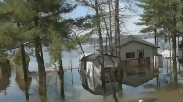 Скриншот из видео CTV