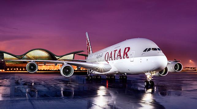 Фото   Qatar Airways
